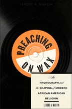Book Cover of Preaching on Wax